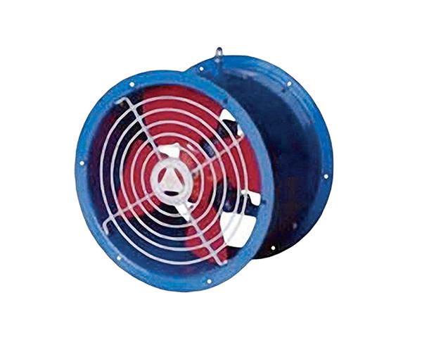 DZ系列低噪声轴流亚博yabo体育下载