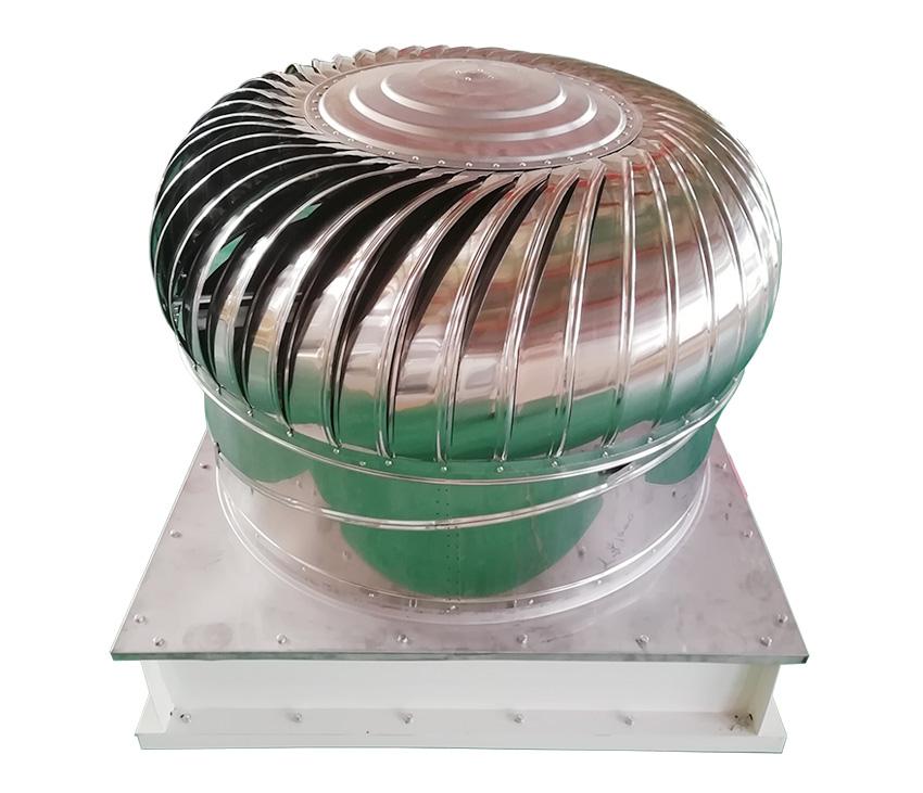 铝制无动力屋顶亚博yabo体育下载